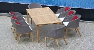 Luxury Garden Furniture Sets Designer Outdoor Tables  Chairs - Designer outdoor table