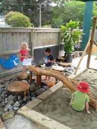 Diy Backyard Playground Ideas Diy Sensory Path Jpg Sensory Pinterest Playground Outdoor
