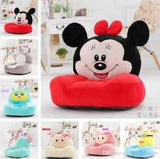 cartoon styles kids seating bag sofa furniture chair soft plush
