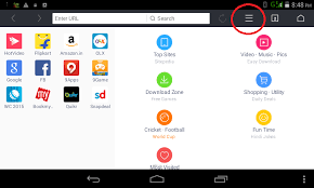 android default browser set uc bowser as default browser in android device