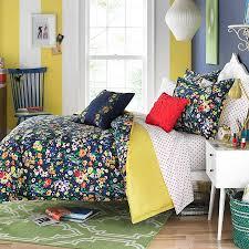 20 ways to modern floral bedding