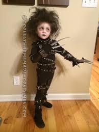 Edward Scissorhands Costume Edward Scissorhands Halloween Costume