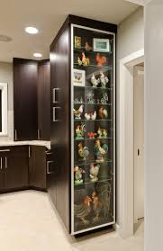 Kitchen Display Cabinet 88 Best Glass Cabinet Storage Images On Pinterest Open Shelves