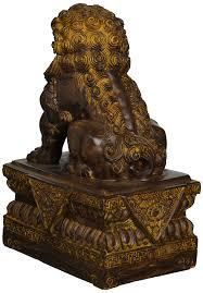 lion foo dog design toscano guardian lion foo dog