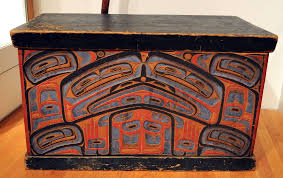 cedar bentwood chests of the first nations of the pacific north west