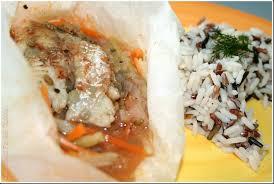 comment cuisiner le filet de colin filet de colin sur lit de fenouil et carottes en papillote en