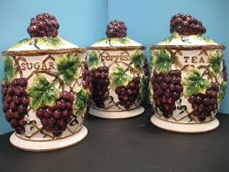 wine kitchen canisters grape kitchen canisters oo tray design grape kitchen decor being