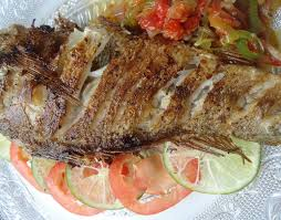 comment cuisiner le p穰isson poisson braisé piment et sauce le de fryou