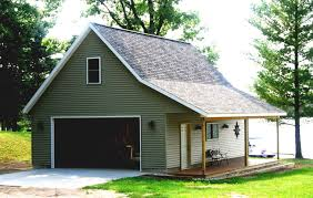 Garage Plans With Living Space 24 X 24 Cabin Plans With Loft In Addition House Plans With Rv Garage 2