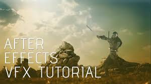 tutorial video editing after effects vfx video editing tutorial youtube