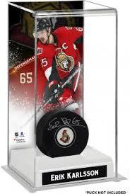 Display Case For Sale Ottawa Hockey Display Cases Puck Helmet Glove Skate