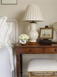 cream nightstand transitional bedroom elizabeth dinkel design