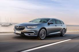 opel insignia wagon trunk 2017 opel insignia sports tourer debuts with up to 1 638 liters of