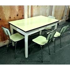 set de cuisine retro table de cuisine vintage table with cuisine vintage formica