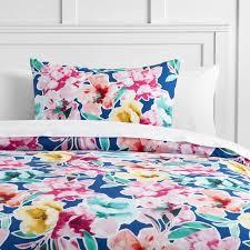 bright striped bedding pbteen