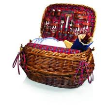 picnic basket for 4 highlander picnic basket set service for 4 free shipping today