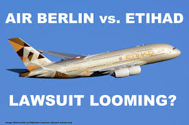 air berlin insolvency administrator seeks multi million euro