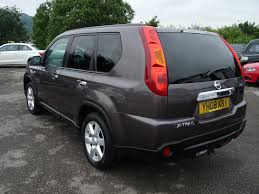 used nissan x trail 2 0 aventura dci diesel large panoramic