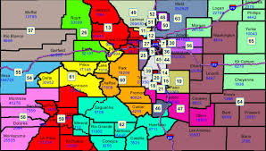 Map Of Counties In Colorado by New House District 26 Doesn U0027t Include Grand Or Jackson Counties