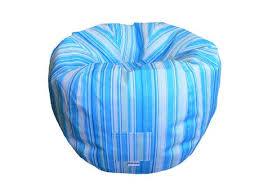 boscoman teen round striped bean bag chair walmart canada