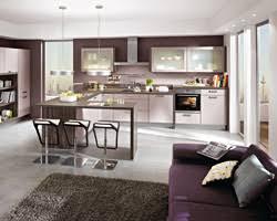 offene küche mit kochinsel die offene küche ist en vogue musterhaus küchen fachgeschäft