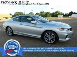 2013 honda accord value honda accord ex l coupe in mississippi for sale used cars on