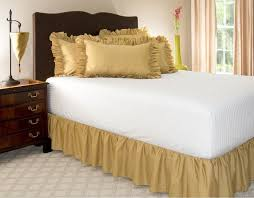 Wrap Around Bed Skirts How To Choose Perfect Bed Skirts Linens U0027n U0027curtains