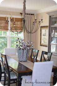 Southern Dining Rooms Kitchen And Dining Decor Neutral Decorating Rustic Transitional