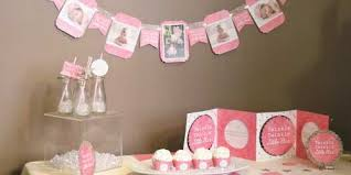 pink and brown baby shower unique baby shower themes by babyshowerstuff