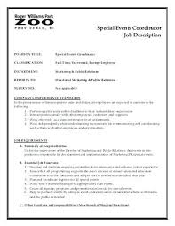 Event Coordinator Resume Template by Event Manager Resume Sample Event Manager Resume Samples Visualcv
