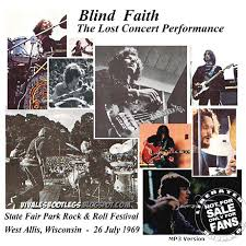 Ginger Baker Blind Faith Roio Blog Archive Blind Faith West Allis 1969