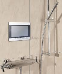 crazy bathroom tv mirror glass best 25 tvs ideas on pinterest in
