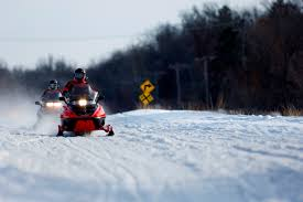 Snowmobile Trail Maps Michigan by Som Snowmobilers In The Know Know Michigan Is Where To Go