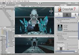 unity effects tutorial how can i create and animate talking characters for games and apps
