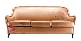 Painting A Leather Sofa The Great Eastern Home Our Collection High End Interiors