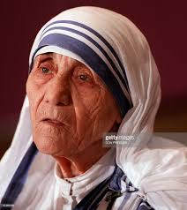 mother teresa stock photos and pictures getty images
