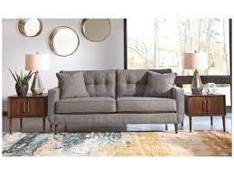 Modern Sofas For Living Room Ashley Furniture Zardoni Mid Century Modern Sofa Furniture And