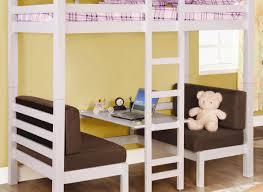 sofa bunk bed with sofa and desk underneath best home furniture