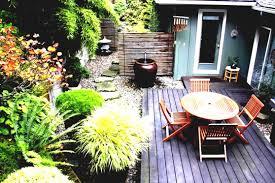 design small house garden ideas terraced big idea front city