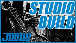 Home Recording Studio Design Book Step By Step Professional Home Recording Studio Build In Nashville