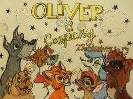 happy 27 oliver company segadisneyuniverse deviantart