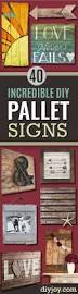 Decorative Signs For Home 21 Wood Signs To Add Rustic Glam To Your Decor Wood Signs Woods