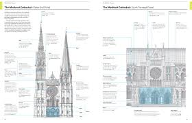 Parts Of A Cathedral Floor Plan by Reading Architecture A Visual Lexicon Owen Hopkins