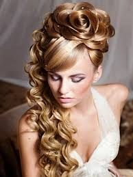 prom hairstyles for long hair half up half down with braid