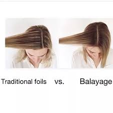 foil highlights for brown hair foil highlights vs balyage derick figaro hair makeup hair