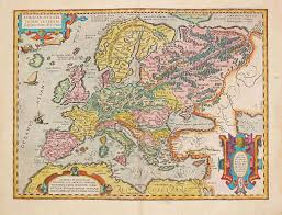 Old Europe Map by Rare Old Antique Historical Authentic Map Of Ancient Europe
