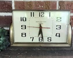 nightstand clock etsy