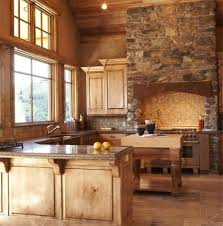 rustic cabin kitchen cabinets a simple approach for kitchen