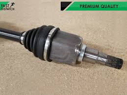 nissan almera drive shaft for nissan navara d40 front inner outer cv joint boot drive shaft