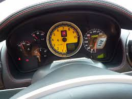 ferrari speedometer used rosso red ferrari f430 for sale monmouthshire